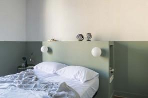 Decorare la parete dietro il letto: idee e ispirazioni
