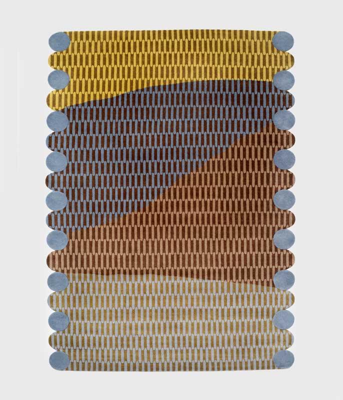 paris design week 2020 celestino tappeto Foto Fabrice Gousset