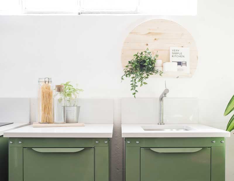 very simple kitchen verde_01