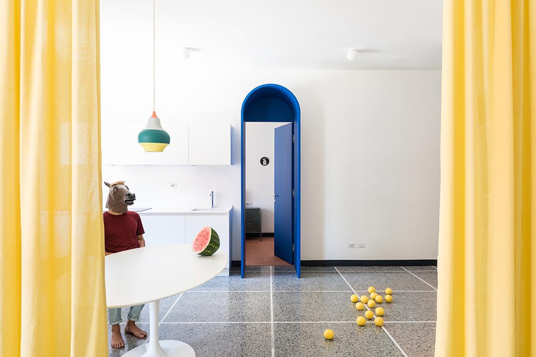 Arredare con il colore per una casa effetto wow - Foto