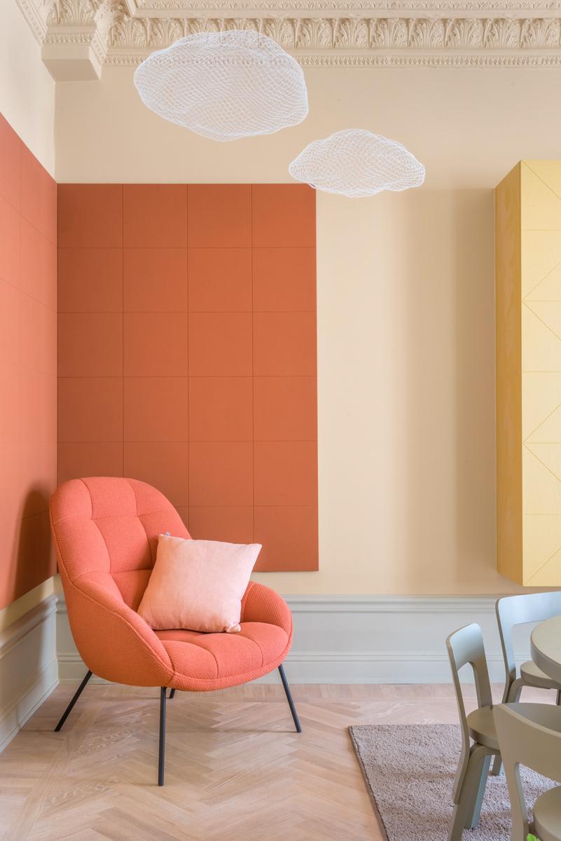 Angolo pareti colore