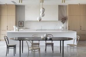 Stile modernista in Australia: una villa ispirata alle architetture di Palm Springs