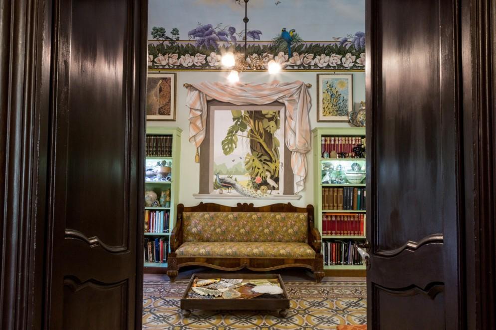 fai-autunno-2020-16. Palermo, Casa Piraino Foto di Salvatore Cici © FAI - Fondo Ambiente Italiano (4)