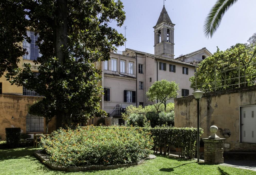 fai-autunno-2020-17. Roma, Accademia di Spagna, Foto di Giovanni Formosa ©FAI - Fondo Ambiente Italiano