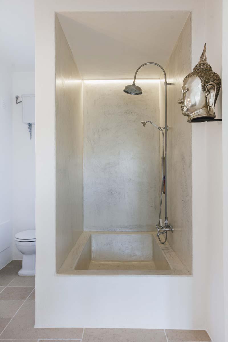 illuminazione bagno doccia led