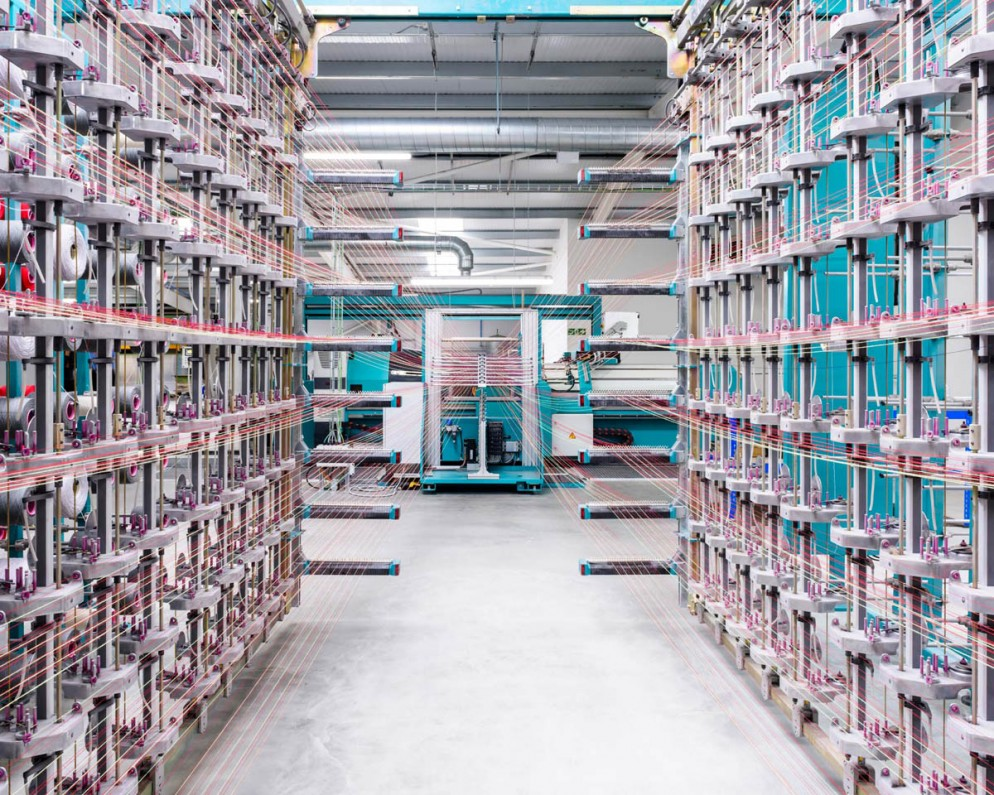 Wooltex Textile Mill, England