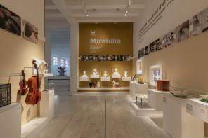 Una Wunderkammer 'alla milanese' in Triennale