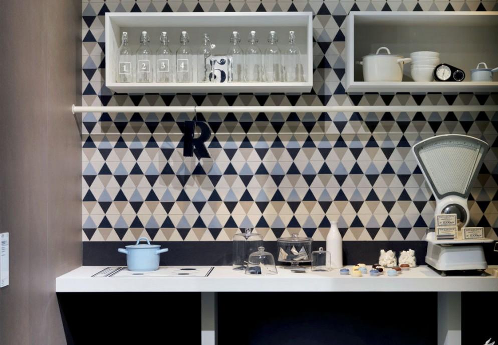 piastrelle cucina vintage lea ceramiche