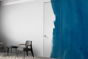 Porte filo muro, pro e contro per la casa flessibile