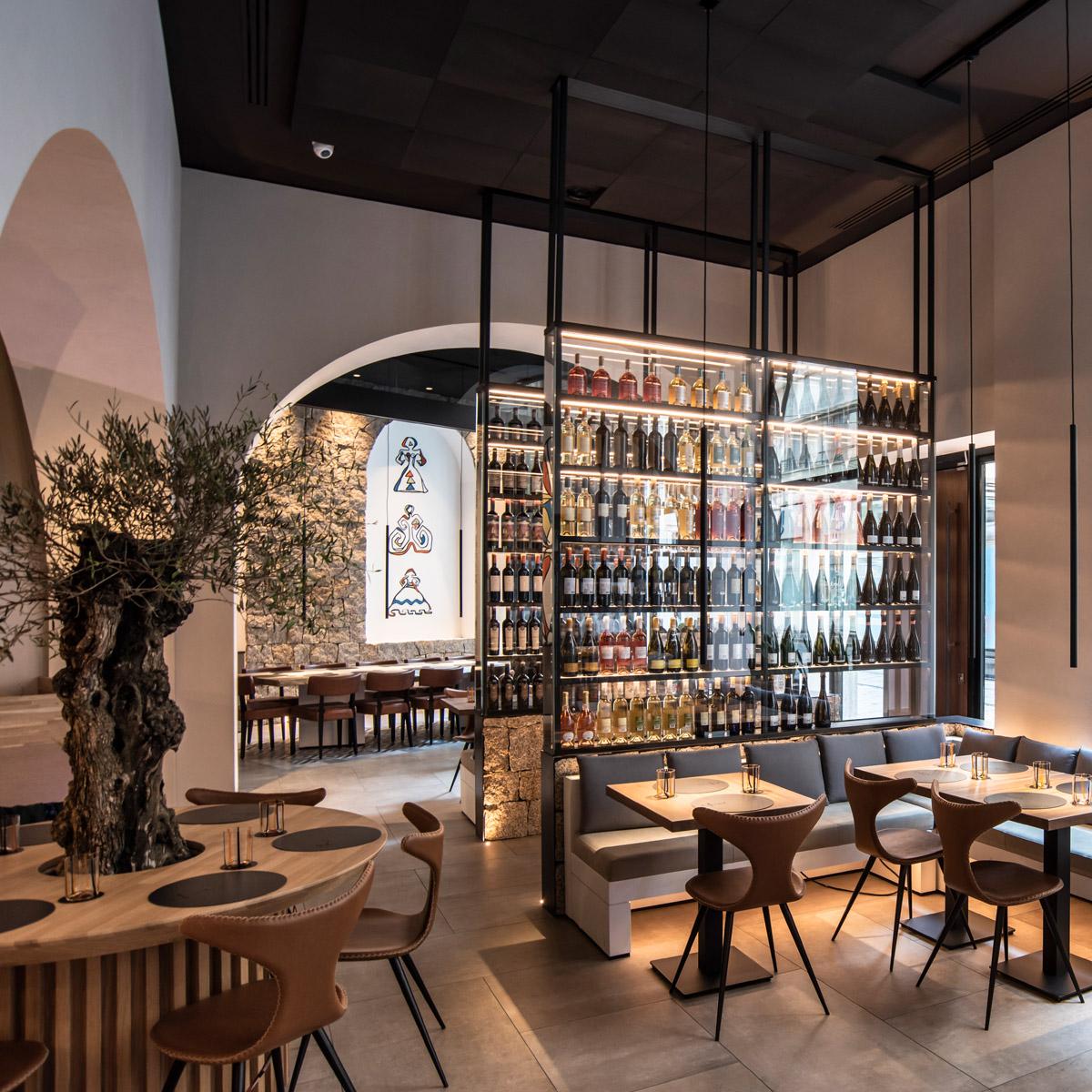 Tre sardi a milano: ristorante Frades Porto Cervo