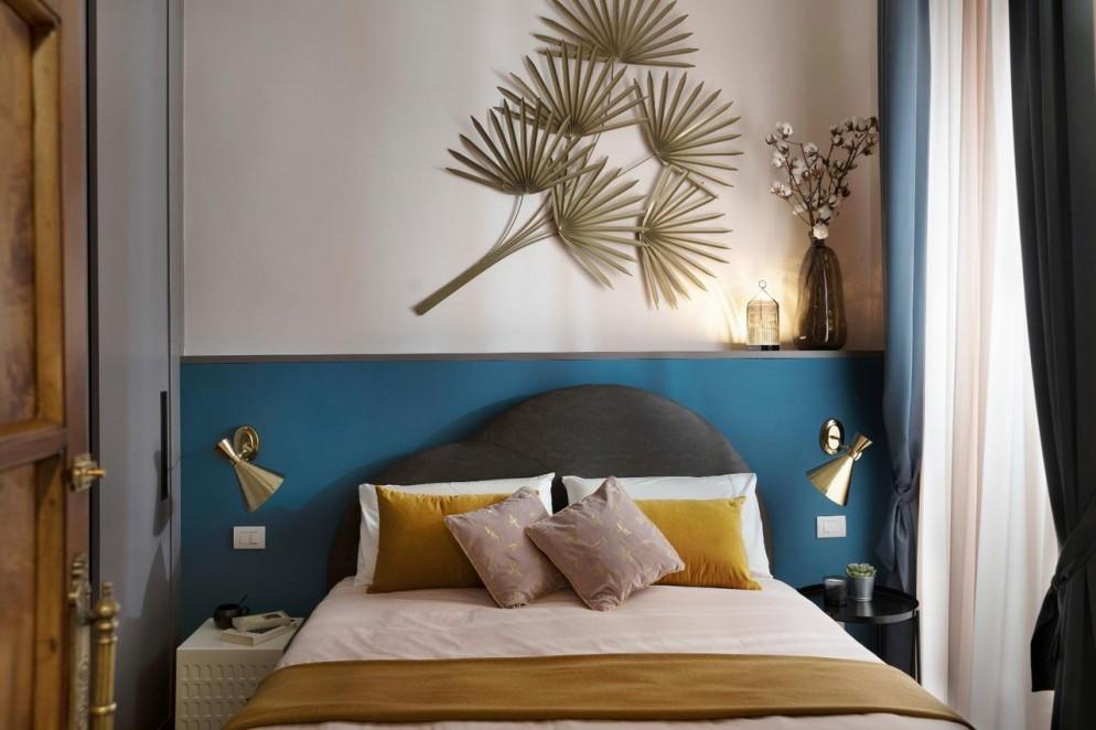 Parete a due colori: idee originali per dipingere casa ...