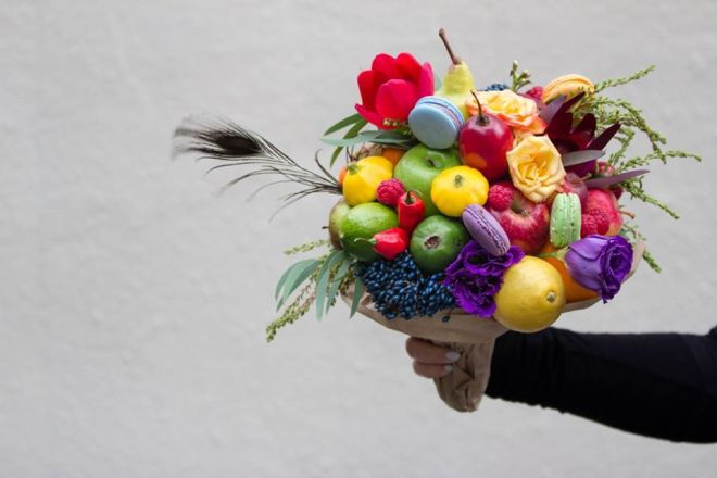 vege bouquet 1