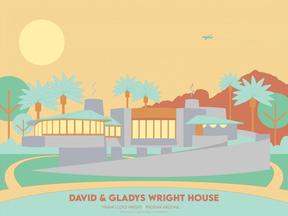 001_Aaron Stouffer_David & Gladys Wright House