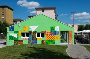 Street art a Mantova: così rinasce il quartiere Lunetta
