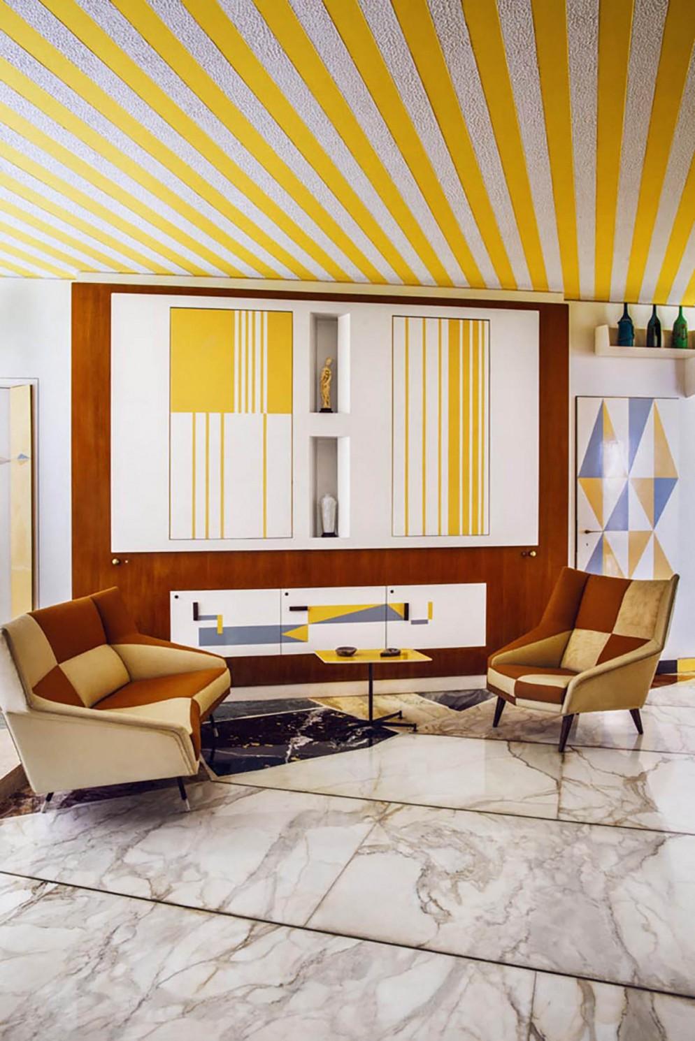 3 soffitti-colorati_living-corriere