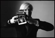 Andy Warhol – 1975, © Oliviero Toscani