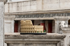 Il Colosseo in versione LEGO