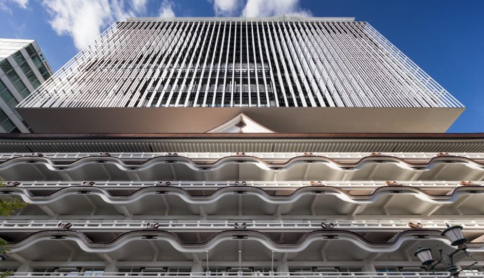 Kengo Kuma hotel royal classic osaka 002