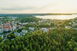 Così la minuscola Lahti ha vinto il titolo di capitale verde d'Europa