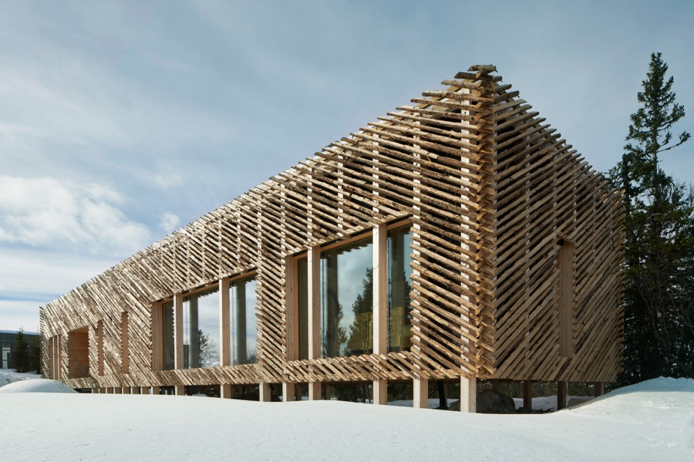 Mork-Ulnes Architects - Skigard Hytte - PH W_04 - photo by Bruce Damonte_16AC012566A_426924;3
