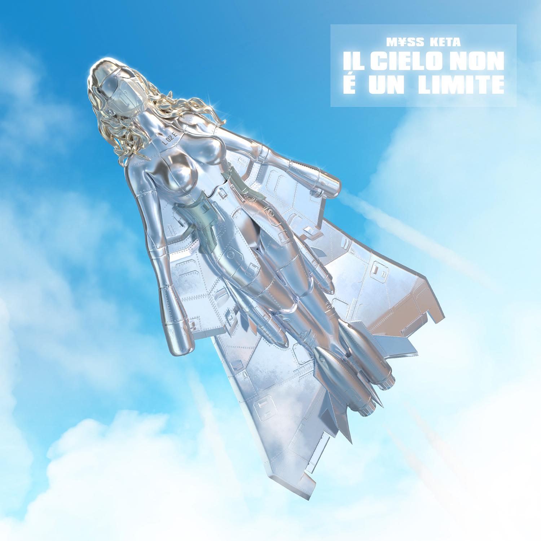 IL CIELO NON È UN LIMITE, per Island Records/Universal Music Italia. Cover by Davide Busnelli