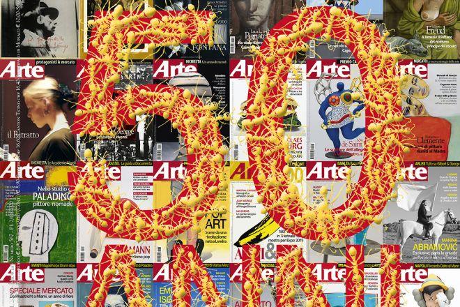 cover Arte 50 anni