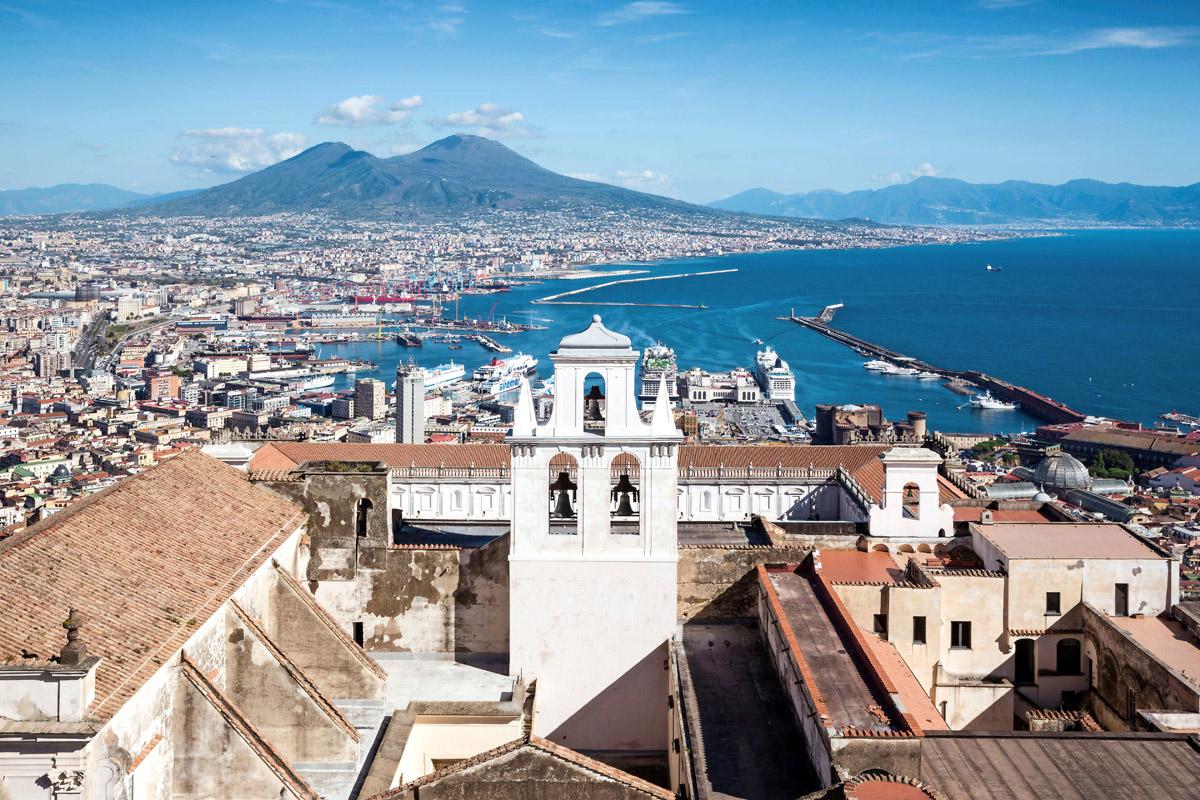 Napoli tra arte, design, architettura e food: la guida di Living – Foto