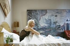 Dietro le quinte del film di Gus Van Sant per Gucci