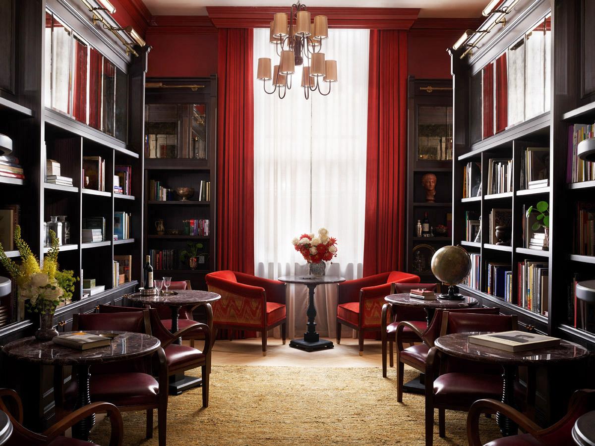 NoMad London, una gemma dell'hôtellerie a Covent Garden – Foto