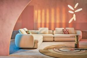 Pareti rosa: abbinamenti e consigli dell'interior stylist