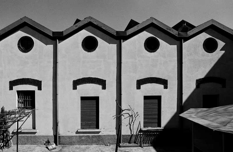 mufoco Gabriele Basilico, Milano. Ritratti di fabbriche, 1978-1980