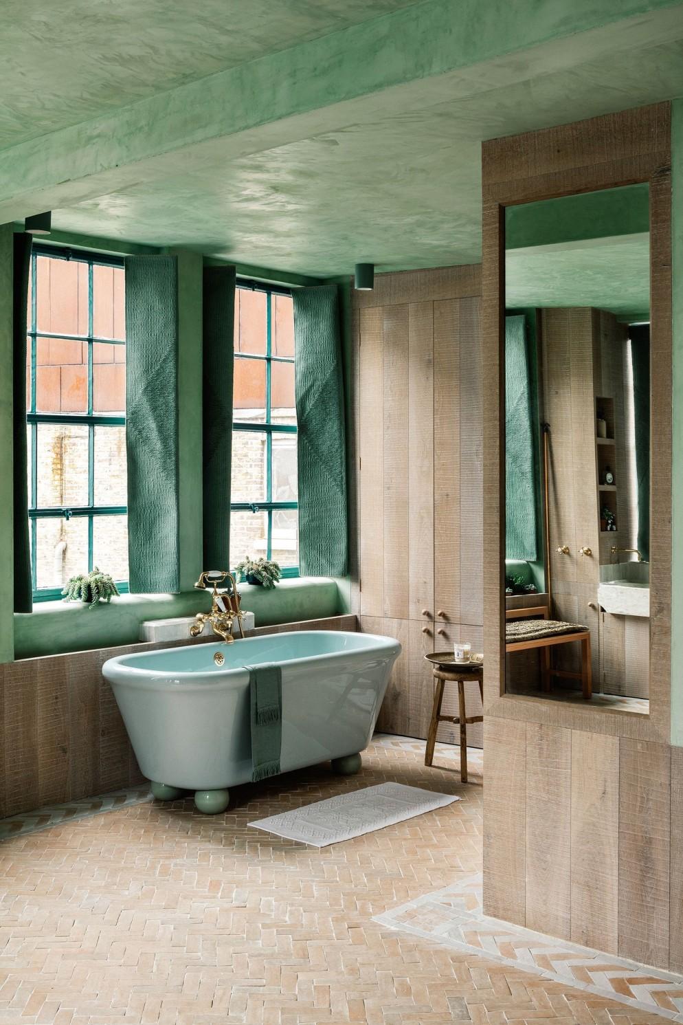 vasca bagno piccola vintage