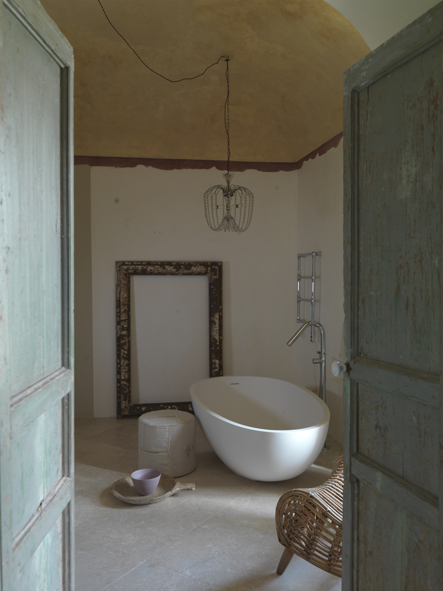 vasca bagno piccolo standalone