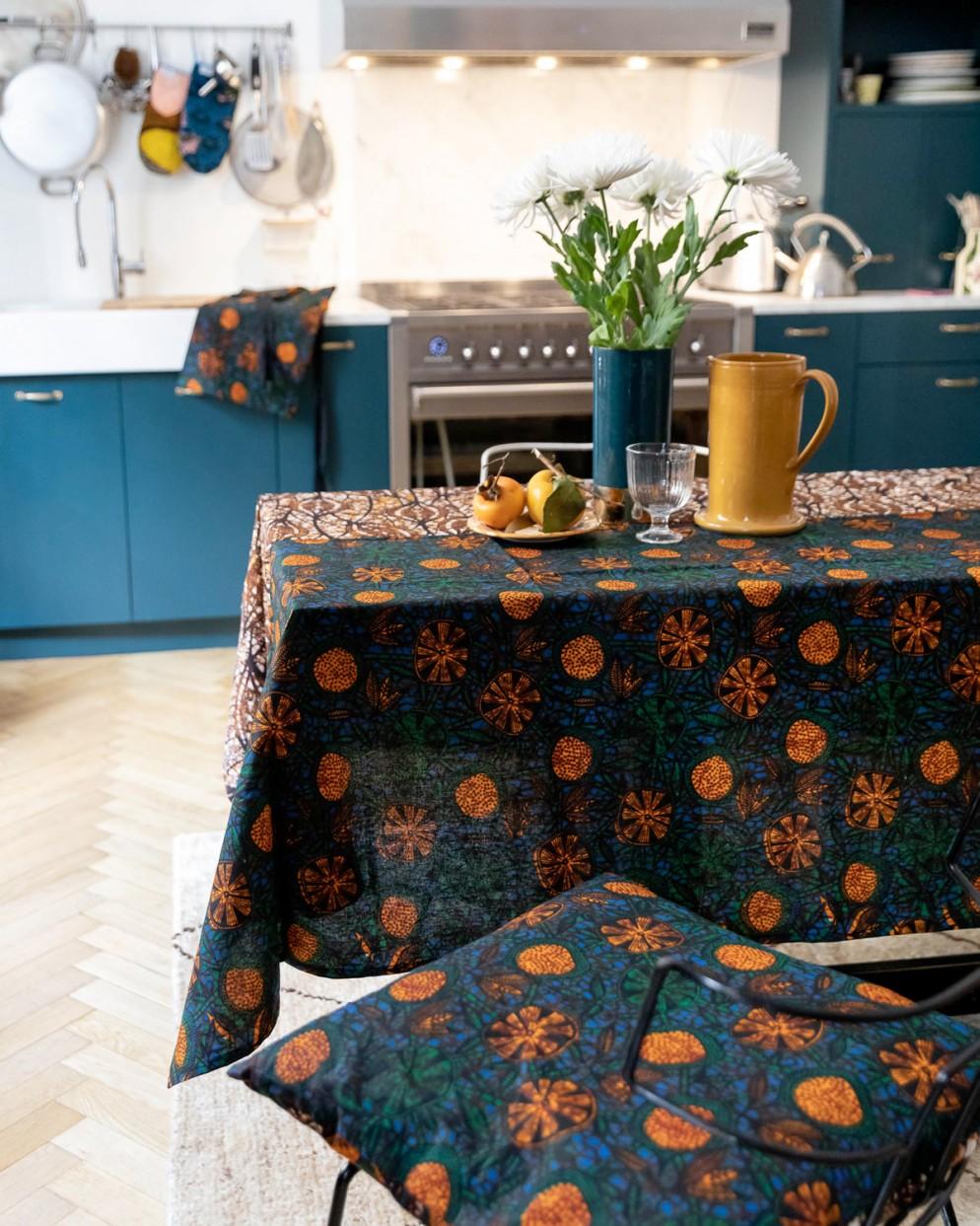 005_Endelea_tovaglia bicolor Orange Cinnamon 02