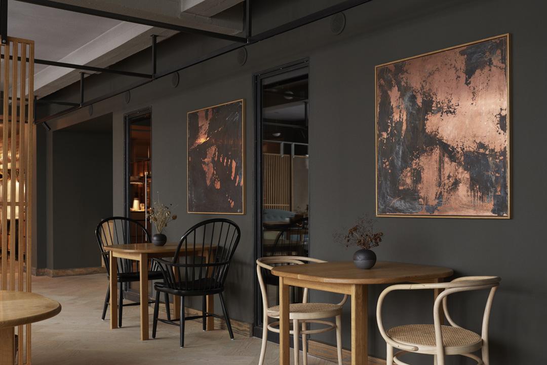 OEO Studio rinnova il ristorante Kadeau Copenhagen
