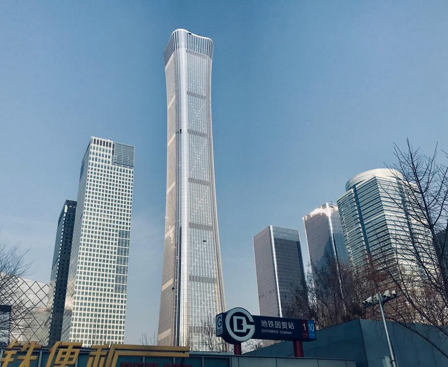 11 Grattacieli più alti del mondo_Ph Bairuilong