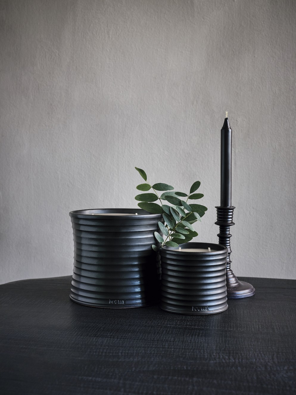 LOEWE Scents Home collection 2020 living corriere