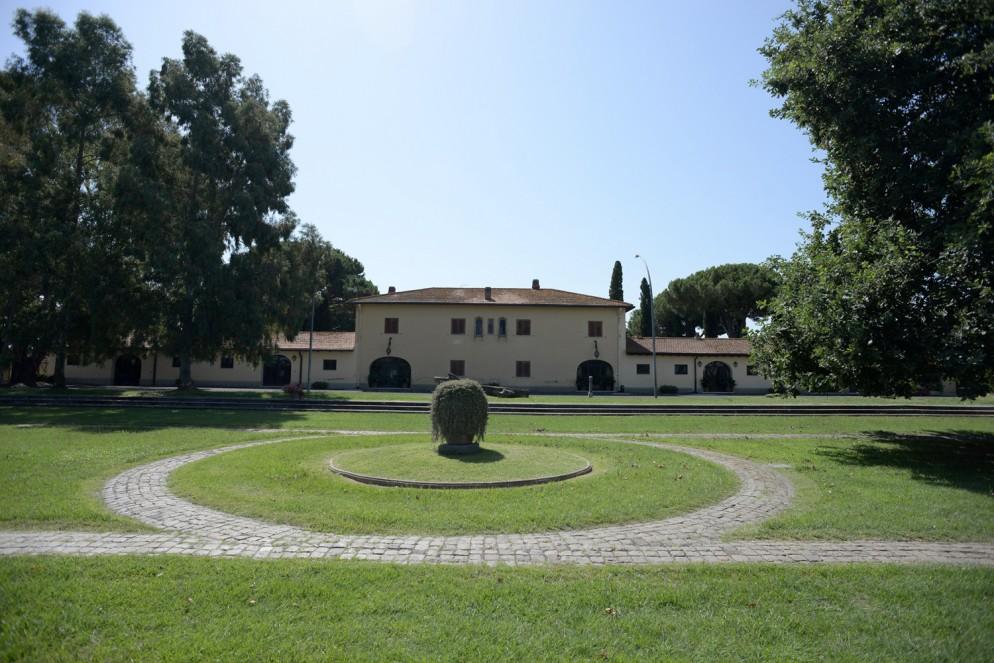 Lazio_Casale del Giglio villa