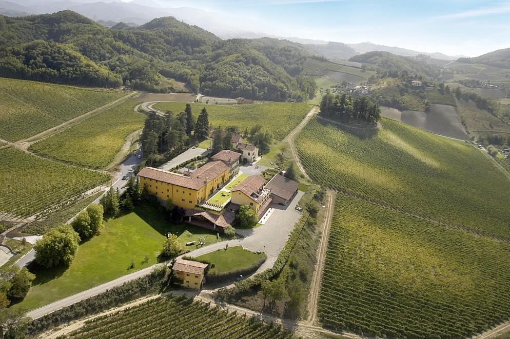 Piemonte_Villa Sparina