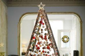 Alberi di Natale: i più originali del 2020 mixano décor e fai da te