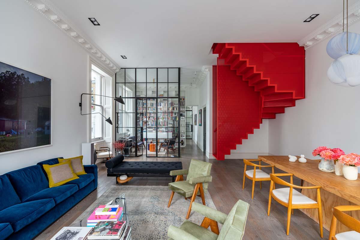 Le foto delle case più belle pubblicate su Living nel 2020 - Foto