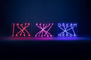 I neon di Nico Vascellari su YOOX