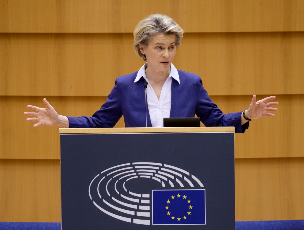 Session Of The European Parliament
