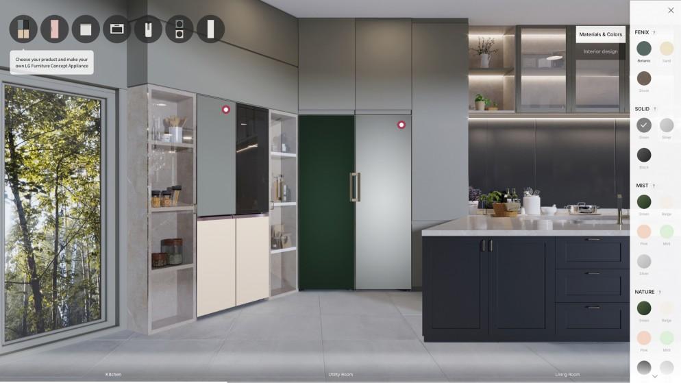 LG Furniture Concept Appliances at CES 2021 01