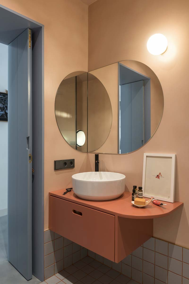 bagno moderno piccolo