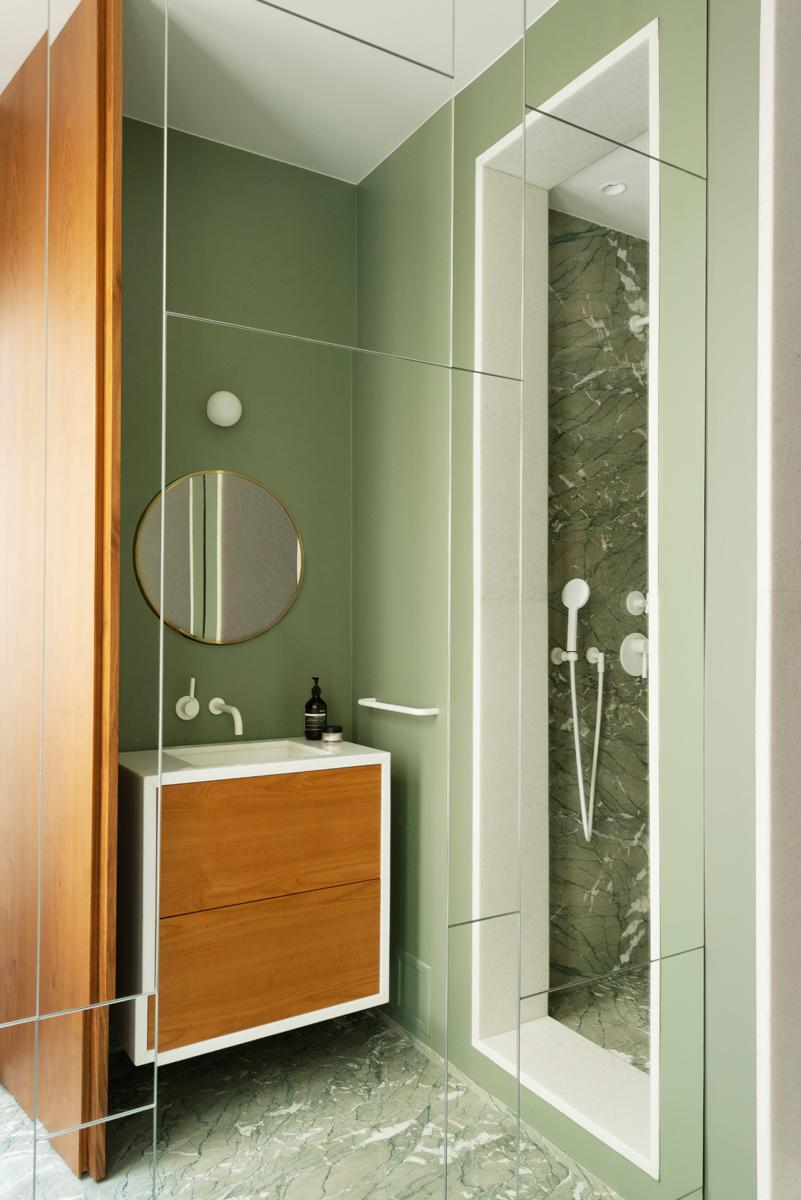 bagno moderno rubinetteria binaca