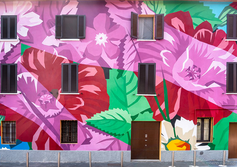 Street art a Milano: i murales da non perdere