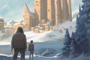 Le copertine della saga di Harry Potter disegnate da Michele De Lucchi