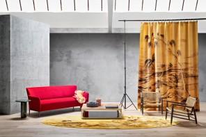 Decorare le pareti con i tessuti: 6 idee scelte dalla stylist