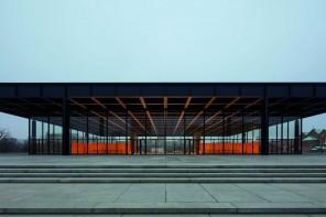 A Berlino torna a splendere il museo-icona di Mies van der Rohe